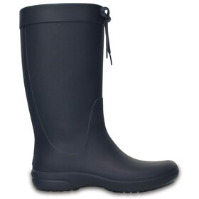 Crocs Freesail Rain Boots Women Navy